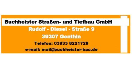 Buchheister Straßen- und Tiefbau GmbH