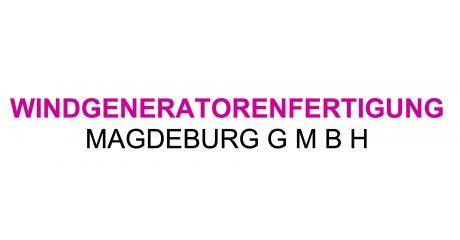 Windgeneratorenfertigung Magdeburg GmbH